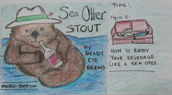 Sea Otter Stout